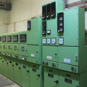 High Voltage Switchboard Testing