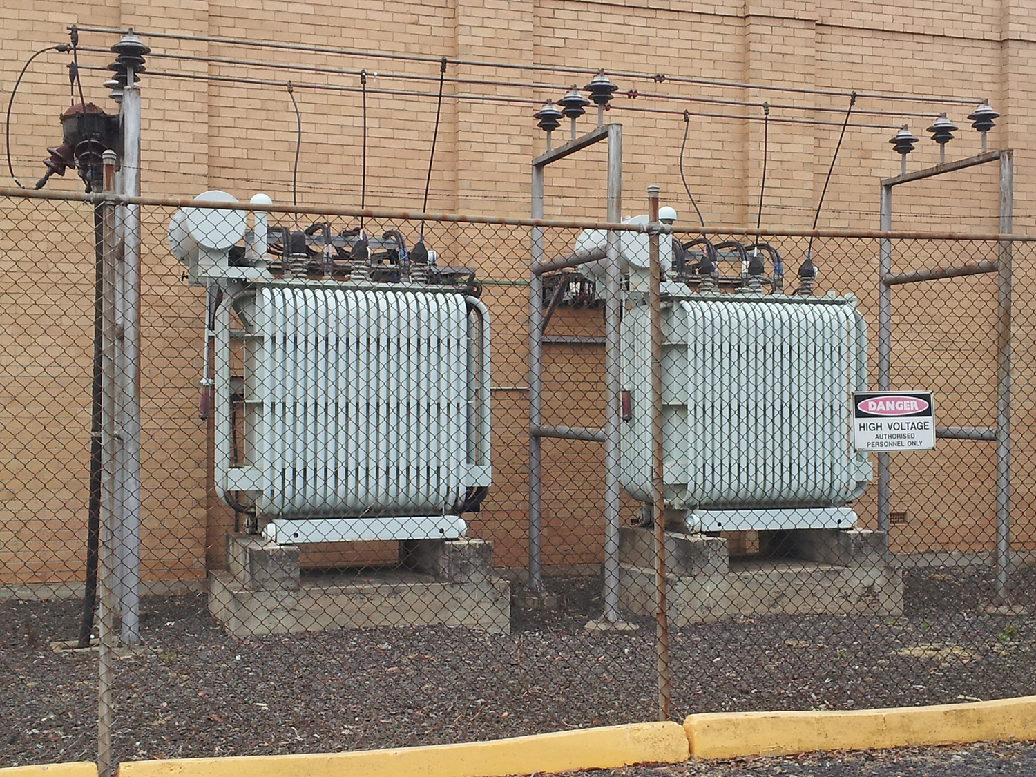 Steel Mains PL - Substation 1 original