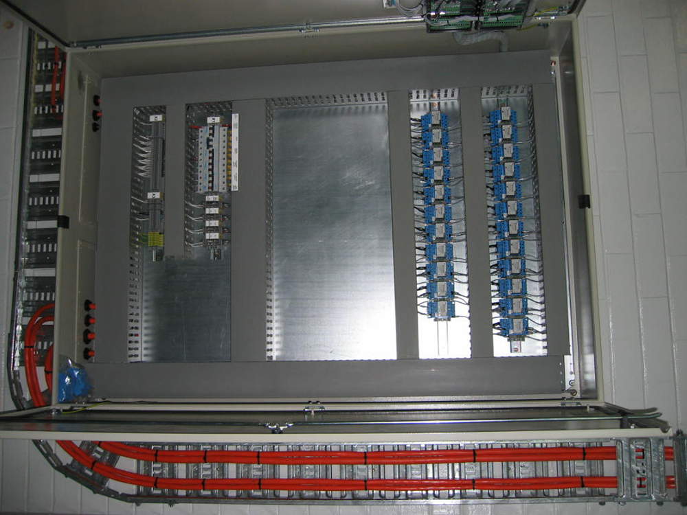 Transformers - Annunciator and alarm panel